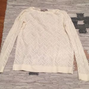 Off White LOFT Sweater